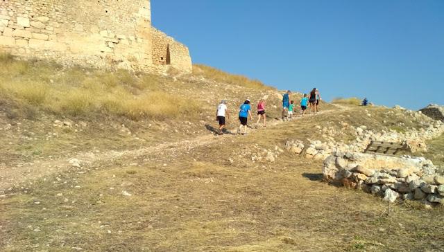 2ος Δρόμος Κάστρου Άργους 2019