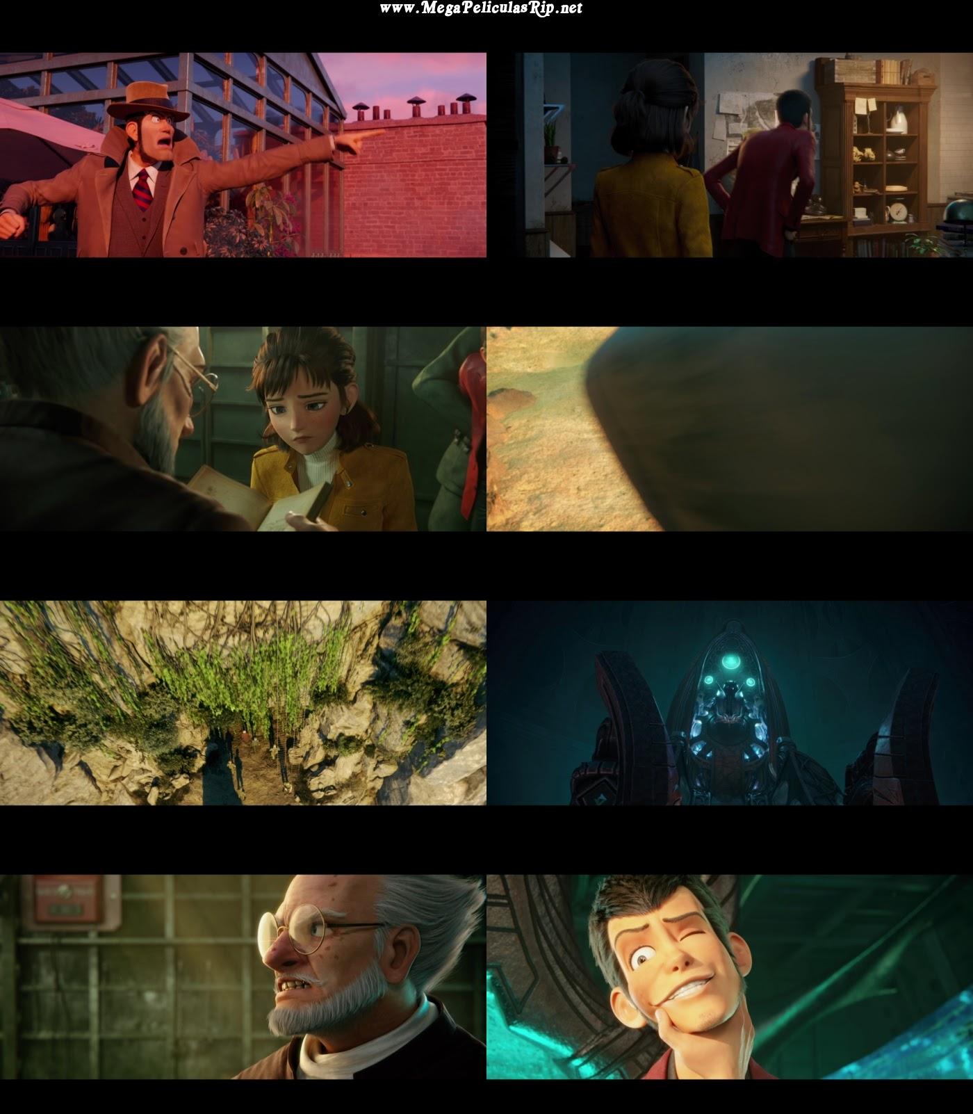 Lupin III The First 1080p Latino