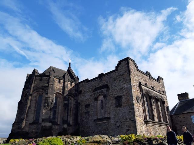 Edinburgh Castle yang Memesona