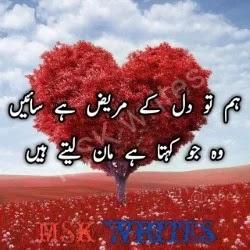 Dil Poetry Urdu