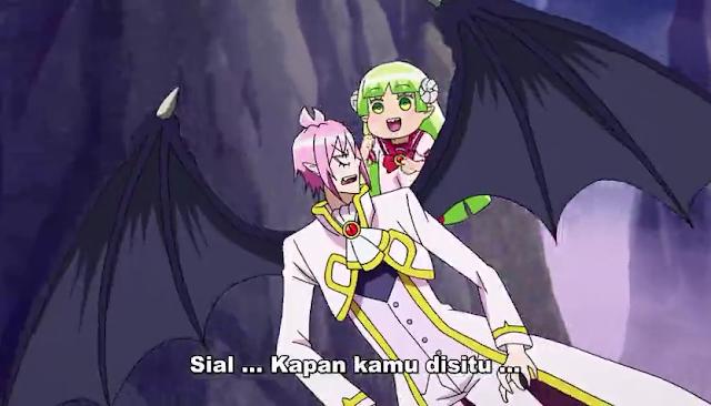 Mairimashita! Iruma-kun Episode 04 Subtitle Indonesia