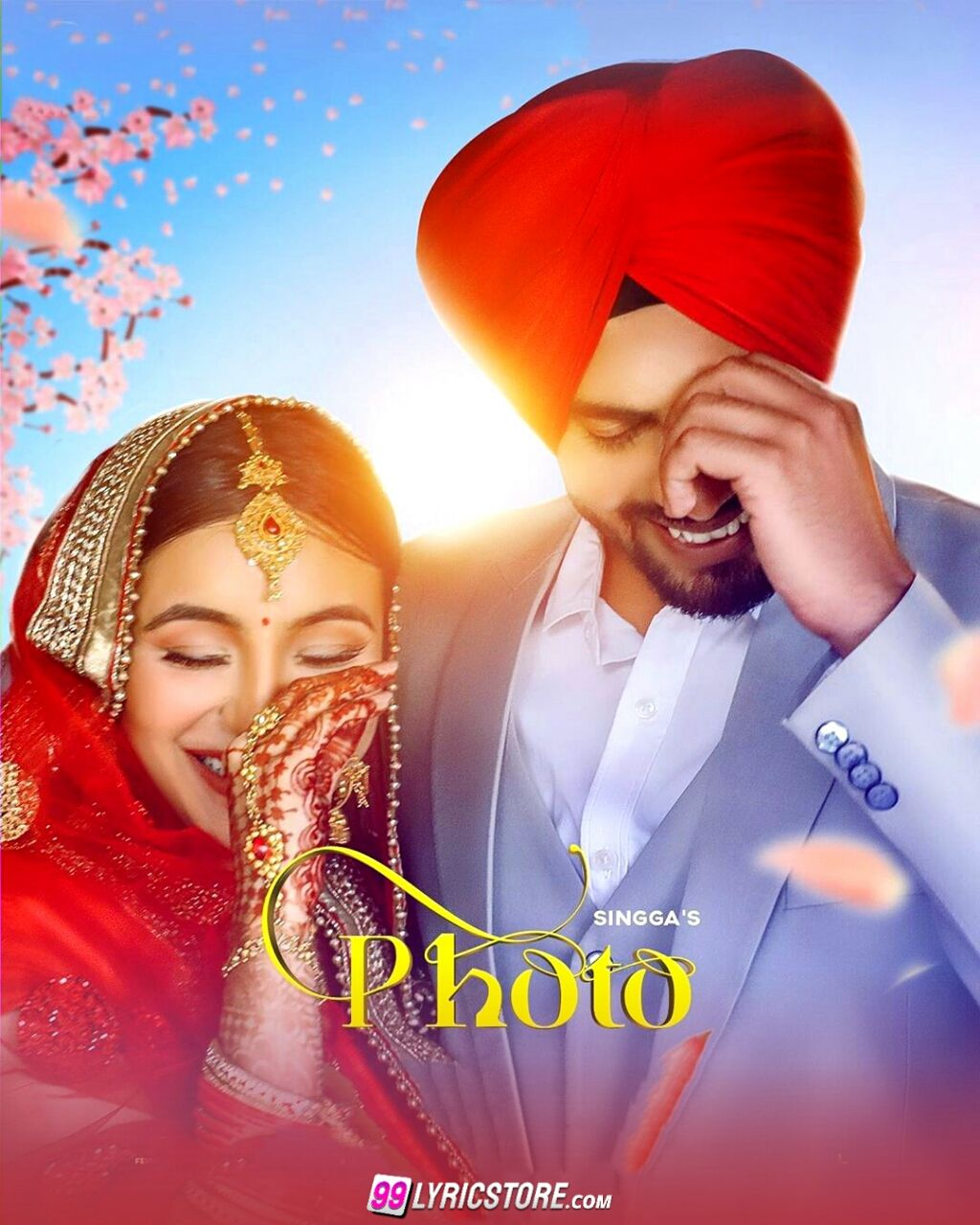 Photo punjabi sad song lyrics sung by Singaa ft. Nikki Kaur