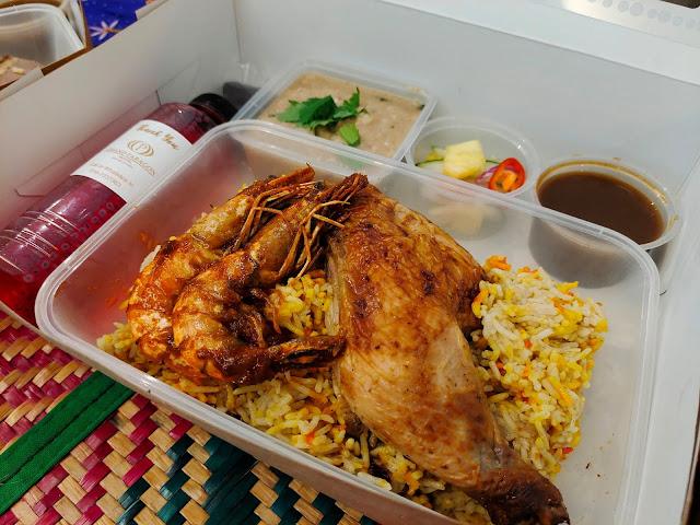 Ramadhan Set 'Indahnya Ramadhan' Grand Paragon Hotel Dah Boleh Beli Sekarang