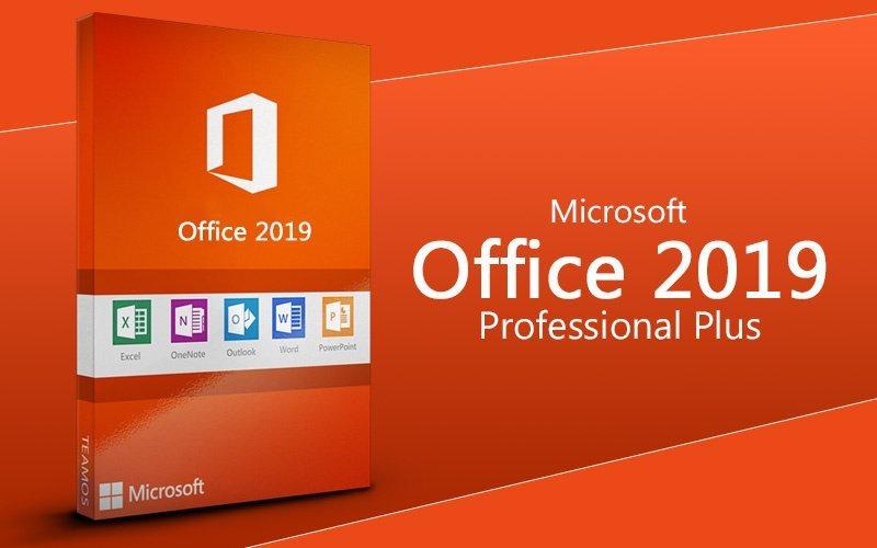 Pacote Office 2019 Completo 32/64 Bits + Ativador Download Grátis