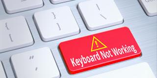 Tidak Bisa Mengetik di Microsoft Word