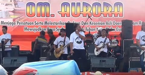 Bams Sena ( OM. Aurora ) - Gubug Asmoro - KOplo CAmpursari