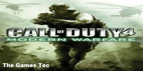 Call of Duty 4 Modern Warfare PC Game Download