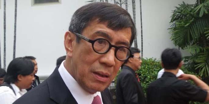 Korupsi e-KTP, Dua Kali Mangkir, KPK Kembali Panggil Menkumham Yasonna H Laoly