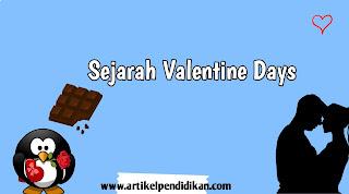 Sejarah Hari Valentine Day
