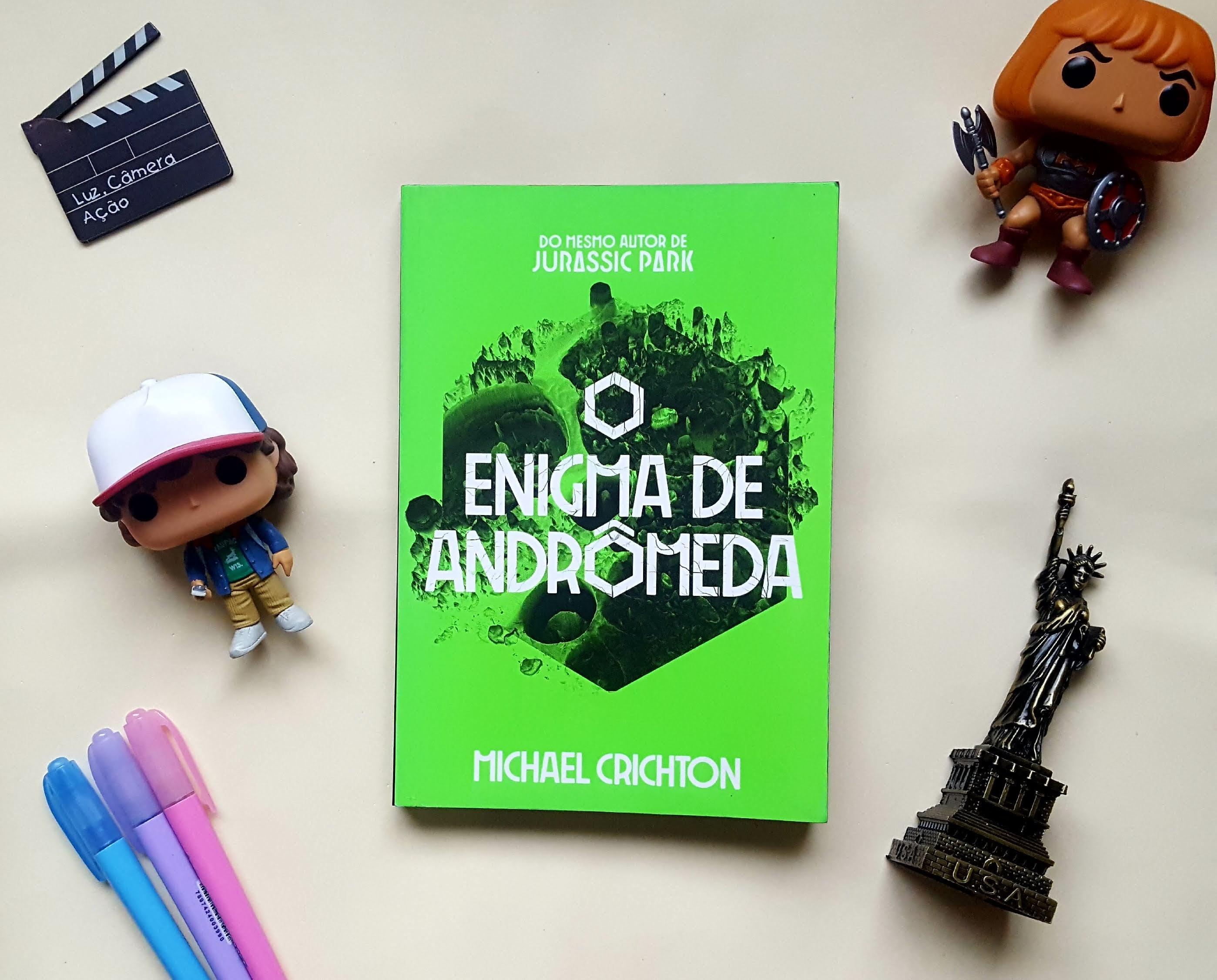O enigma de Andrômeda | Michael Crichton
