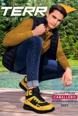 Catalogo Mundo Terra zapatos caballeros Otoño Invienro 2021