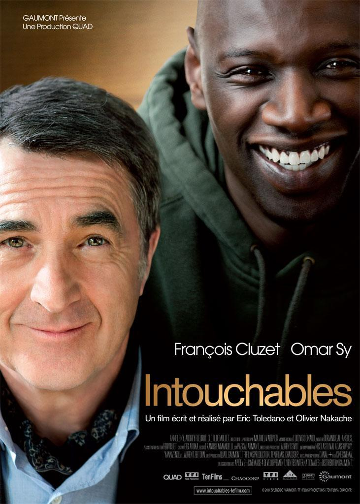 Download The Intouchables (2011) Full Movie in English Audio BluRay 720p [1GB]