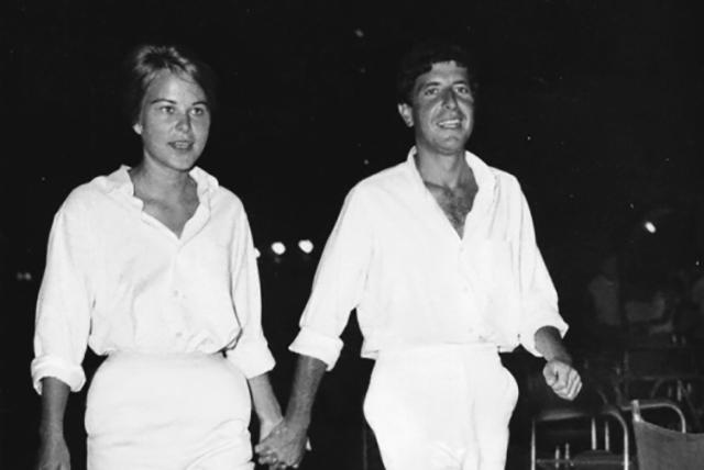 Στο 21ο Φεστιβάλ Ντοκιμαντέρ Θεσσαλονίκης η ιστορία αγάπης του Λέοναρντ Κοέν με την Μαριάν Ιλέν στην Ύδρα