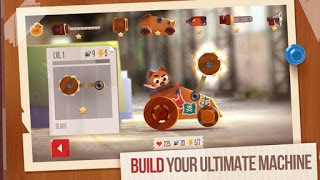 CATS Crash Arena Turbo Stars MOD Apk v2.0 Unlimited Money Gems Android 2017