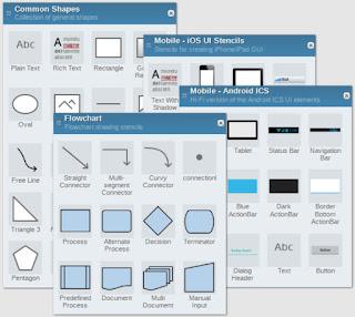 aplikasi membuat flowchart pencil