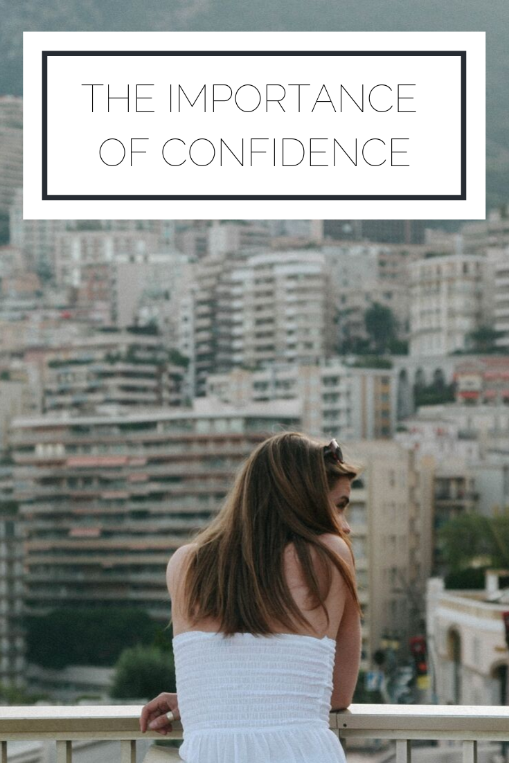 Click to read now or pin to save for later. Learn about the importance of confidence in your career