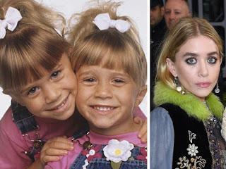 Como estão hoje gêmeos famosos dos anos de 1980 e 1990