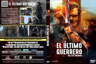EL ULTIMO GUERRERO - THE LAST WARRIOR - 2018
