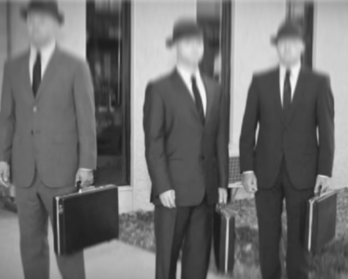 Homens de Preto e o misterioso caso de Albert K. Bender