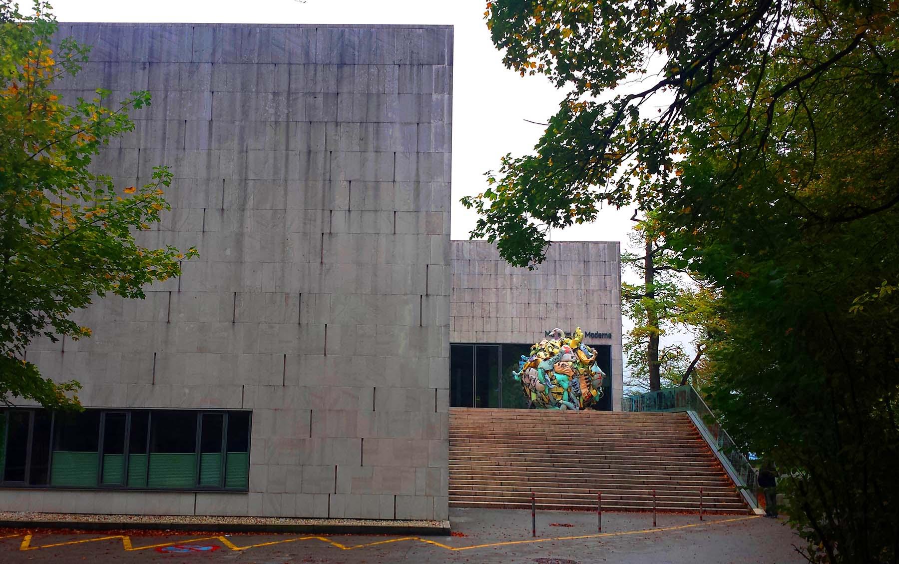 Museu de Arte Moderna de Salzburg