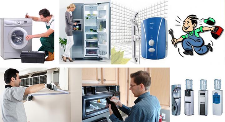 Sự khác nhau giữa điện lạnh và điện dân dụng nguyên lý hoạt động của tủ lạnh?