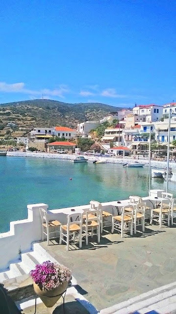 Andros island, Greece