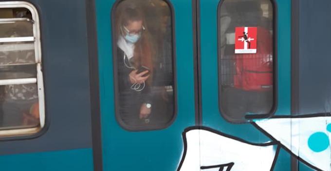 Roma-Viterbo: i pendolari certificano il fallimento delle politiche anti-Covid