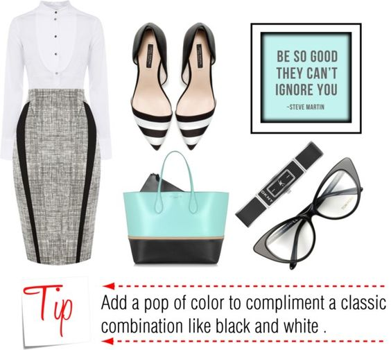 Classic with a Twist Office Attire - Be So Good They Can't Ignore You www.toyastales.blogspot.com #ToyasTales