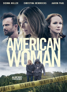 American Woman - Poster & Trailer