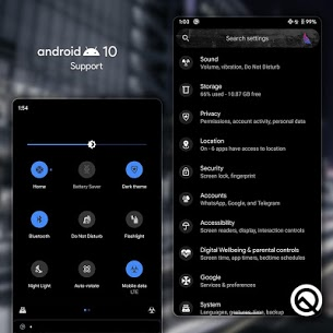 Biohazard Substratum Theme v6.3 [Patched] Apk