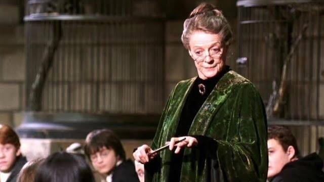 Em 05 de setembro de 1991 Harry, Rony e Hermione tinham sua primeira aula de transfiguração