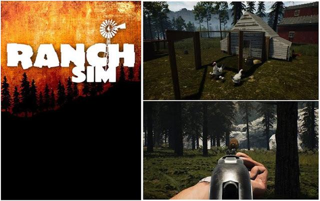 تحميل لعبة  Ranch Simulator