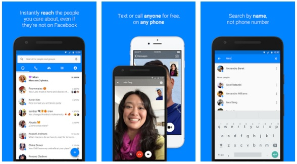 تحميل تطبيق فيس بوك ماسنجر لجميع الأجهزة الذكية مجاناً 91.0.0.19.70 Facebook Messenger APK-IPA-iOS-BB