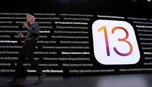 Cara Memasang iOS 13 di iPhone