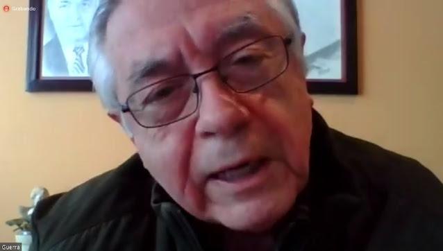 Rodrigo Guerra de la Federación de Instituciones Mexicanas Particulares de Educación Superior (FIMPES).