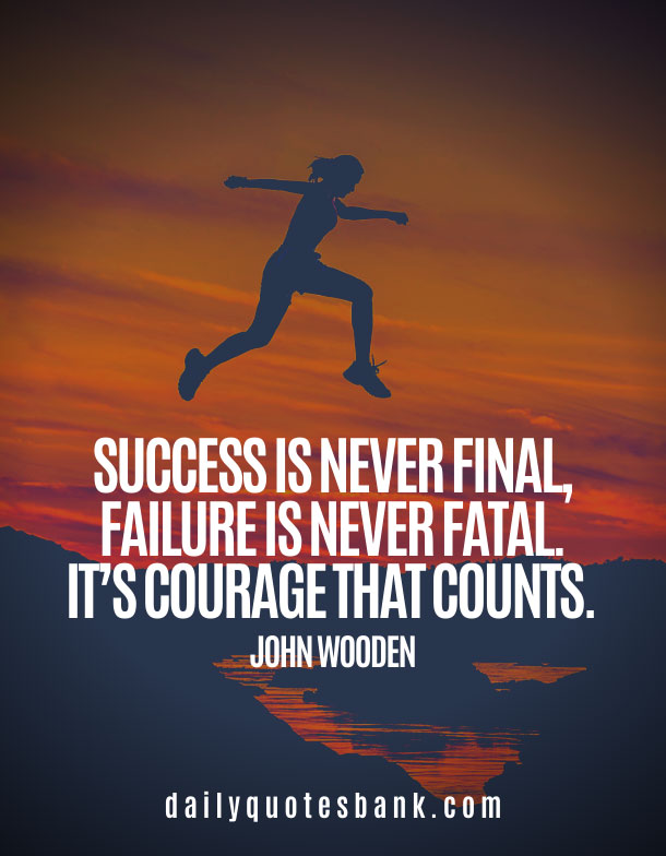 Inspirational John wooden Quotes On Success