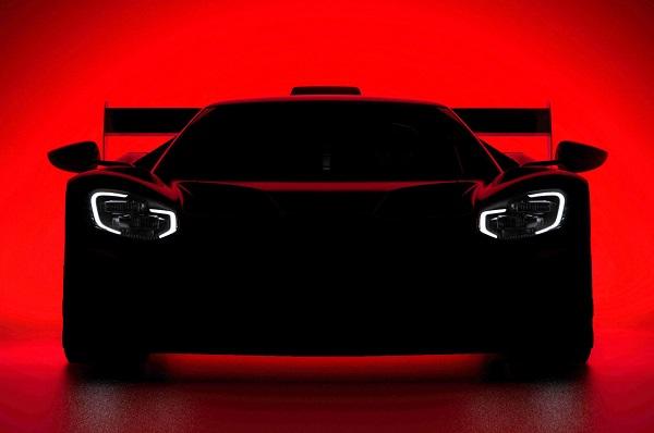 Nueva Versión Ford GT