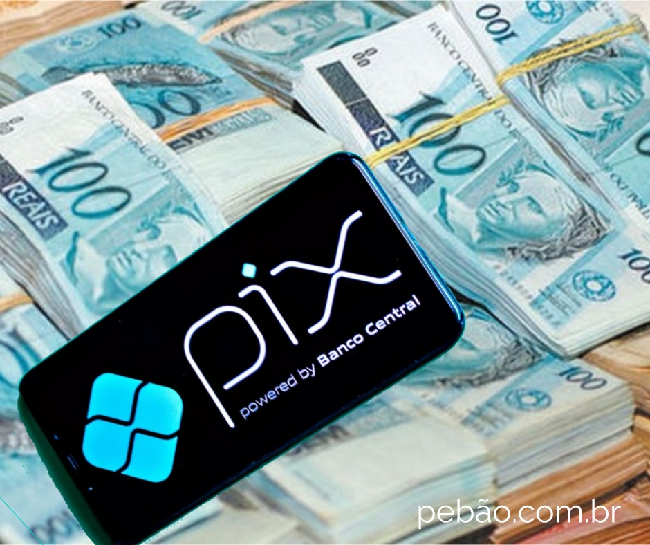 PIX completa seis meses e movimenta mais de R$ 1,1 trilhão.