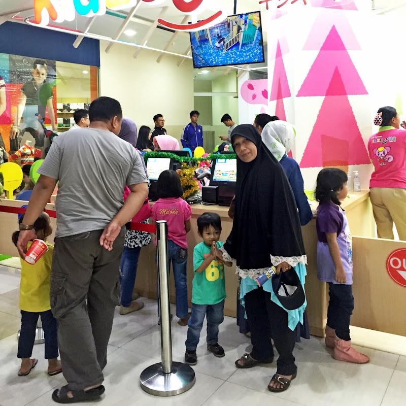 Bermain Seru Di Kidzoona Cibinong City Mall