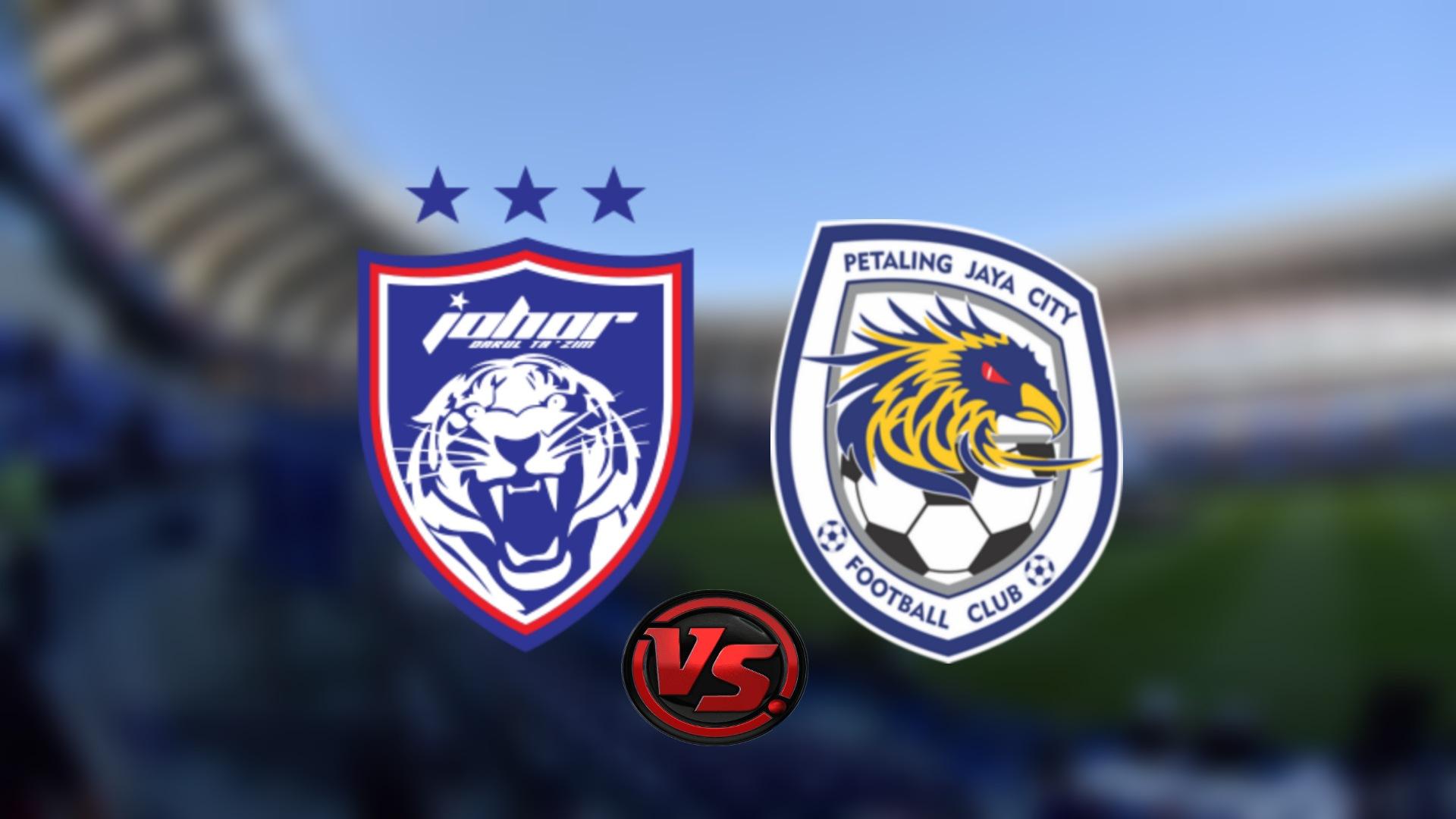 Live Streaming JDT FC vs PJ City FC Piala Malaysia 30.9.2021