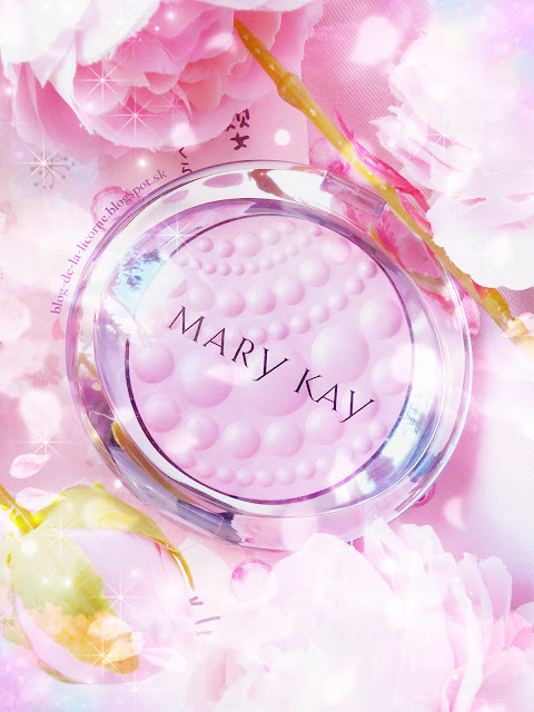 Mary Kay Sheer Dimension Powder Pearls recenzia