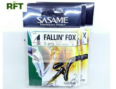 Mata Pancing Kail Sasame Falling Fox