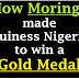 How Moringa made Guiness Nigeria to win Gold Medal at San Francisco World Spirits Competition (SFWSC)