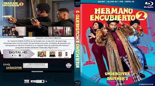 CARATULA 1 HERMANO ENCUBIERTO 2 2019[COVER BLU-RAY]