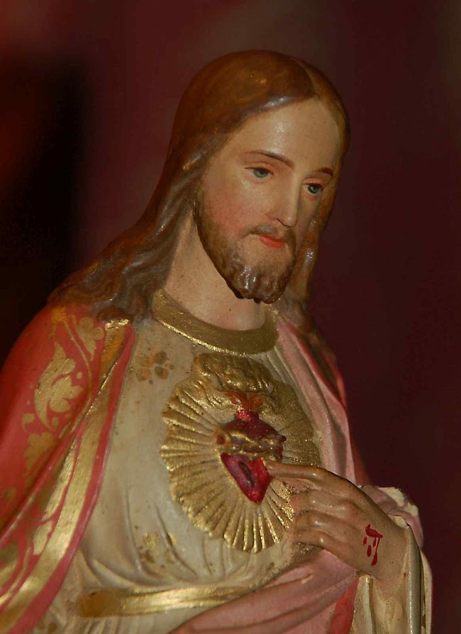 Sagrado Coração de Jesus, col. part.