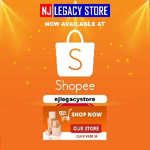 We Are Now On Shopee