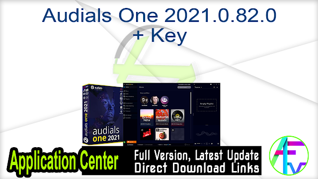Audials One 2021.0.82.0 + Key
