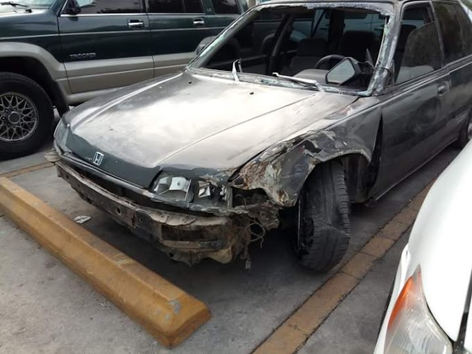 PN identifica conductor y detiene carro provocó accidente mortal