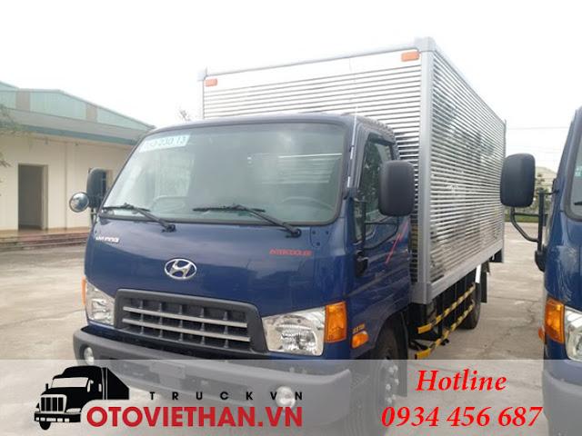 Giá xe Hyundai Mighty 2017 Đô thành 8 tấn