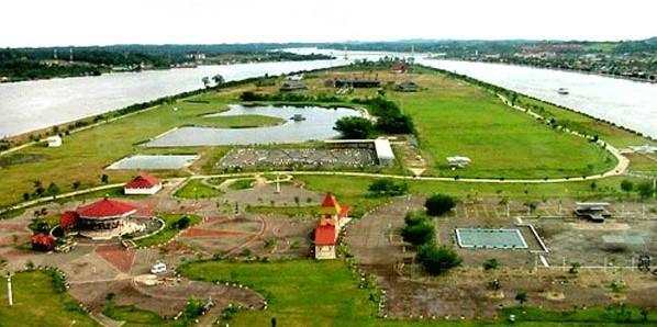 Pulau Kumala samarinda